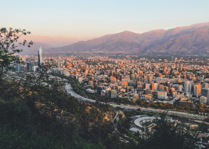 Smarter Together – political commitment in the energy transition process in Santiago