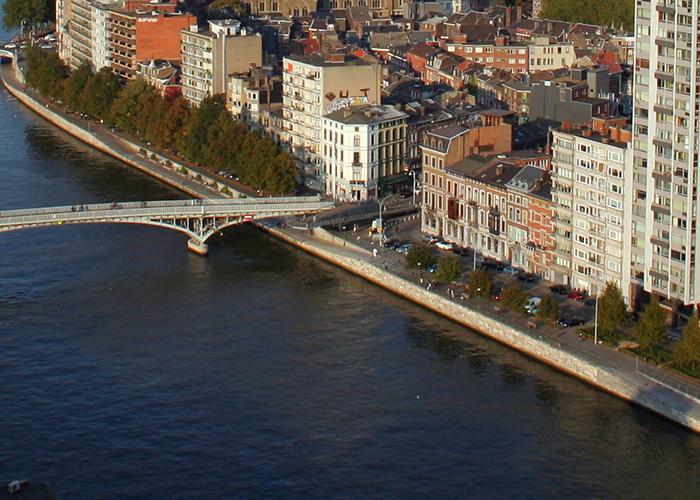 Liège, partner city of the new Smart City Institute