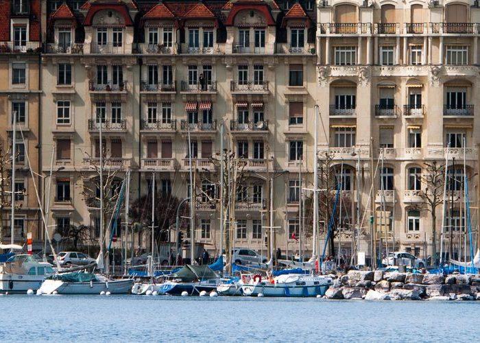 Greater Geneva : a cooperative cross-border area