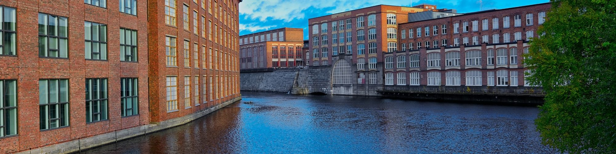 Tampere cuts energy costs in buildings by 50%