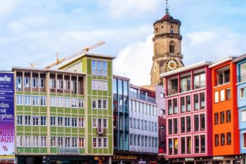 Stuttgart : towards a carbon neutral city thanks to a local energy ownership