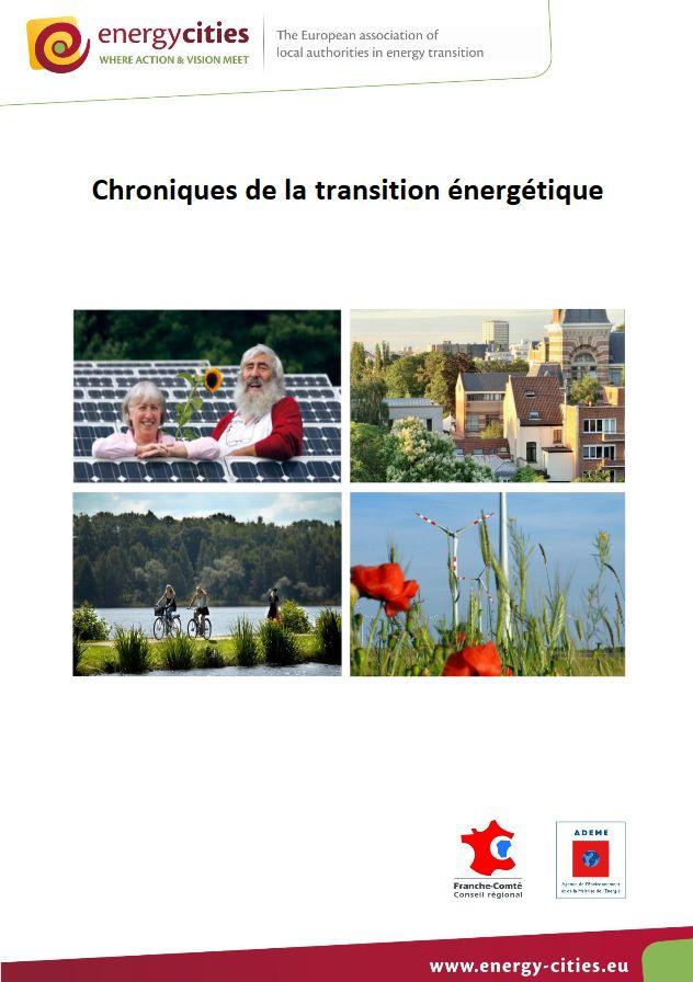 Les chroniques de la transition énergétique