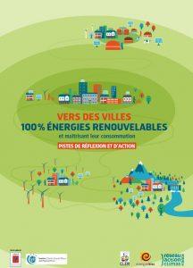 Vers des villes 100% énergies renouvelables et maîtrisant leur consommation