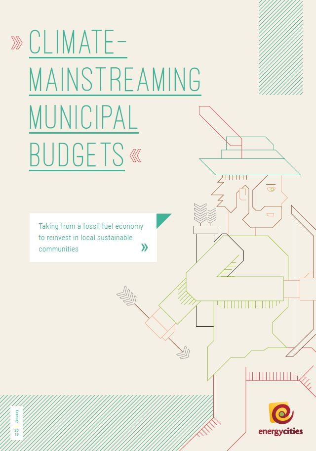 Climate-mainstreaming municipal budgets