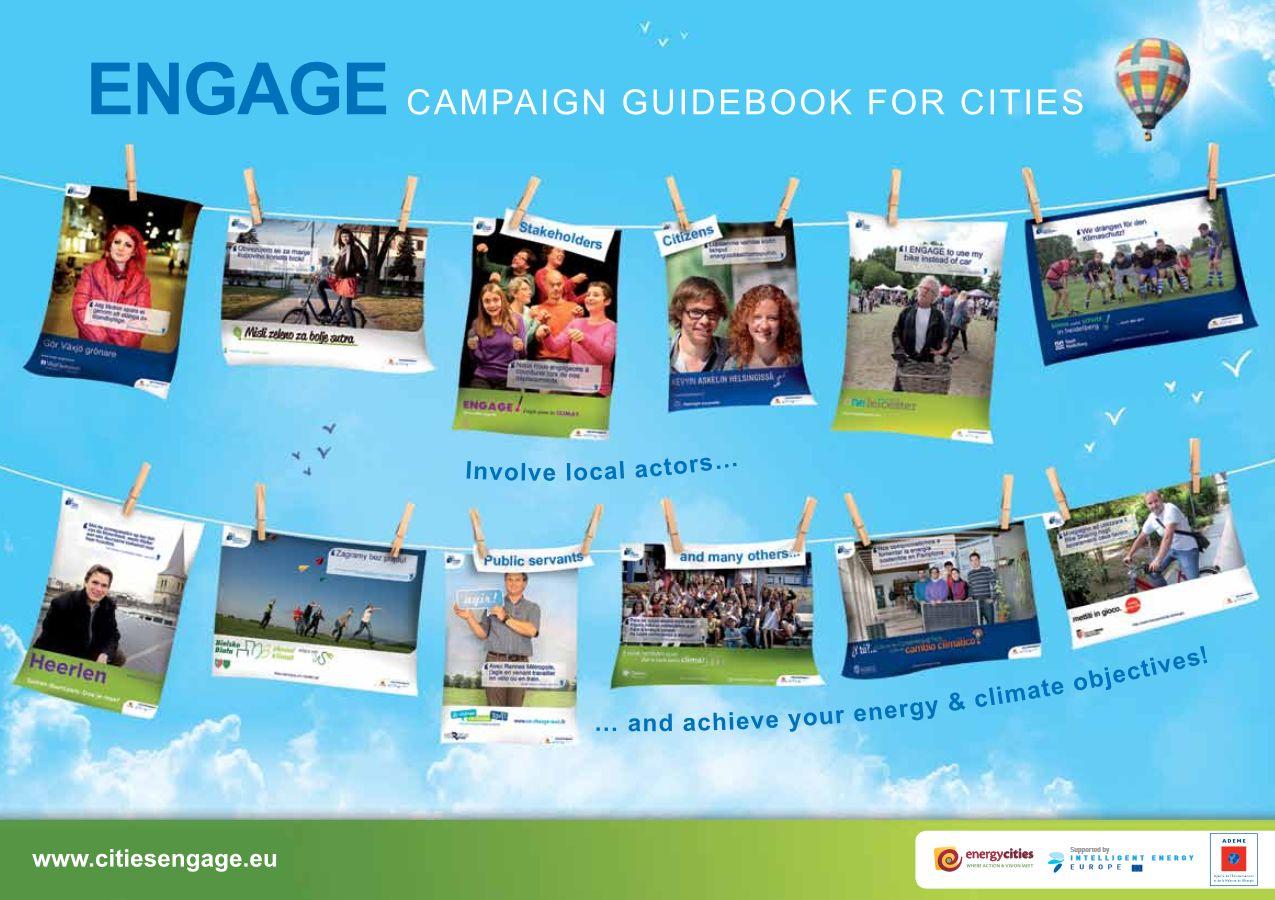 Guide la campagne ENGAGE pour les villes