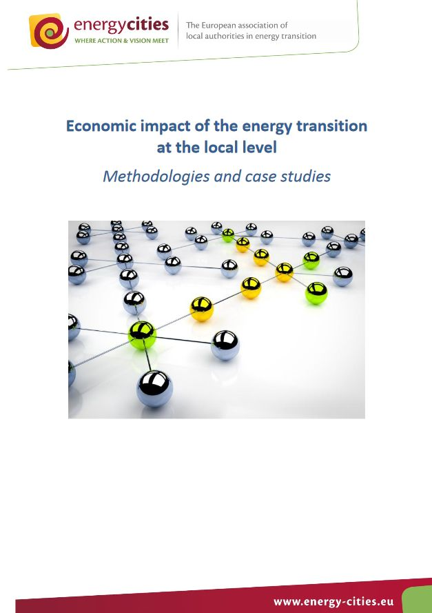 Economic impact of the energy transition at the local level