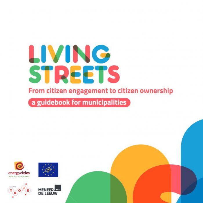 Living streets, from citizen engagement to citizen ownership