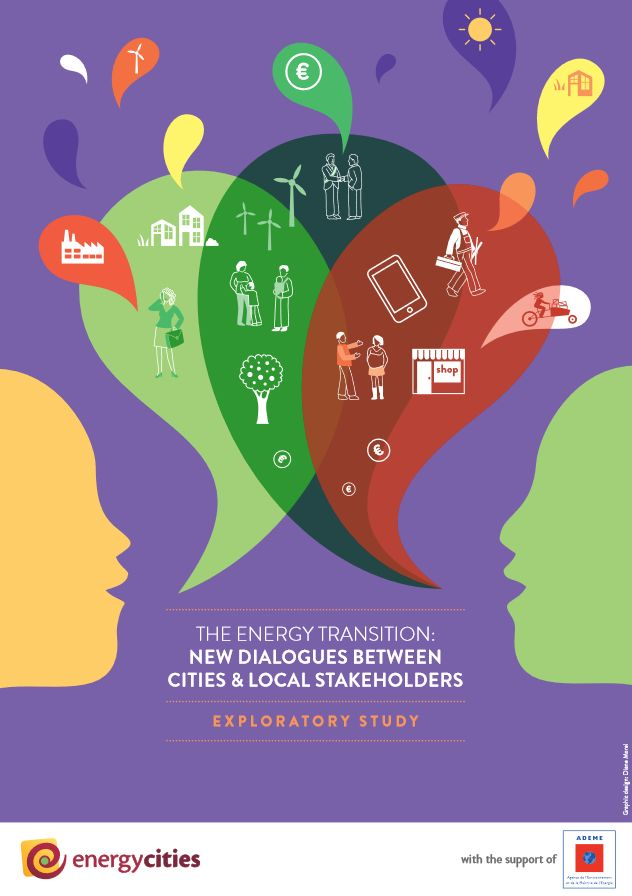 The energy transition : new dialogues between cities & local stakeholders