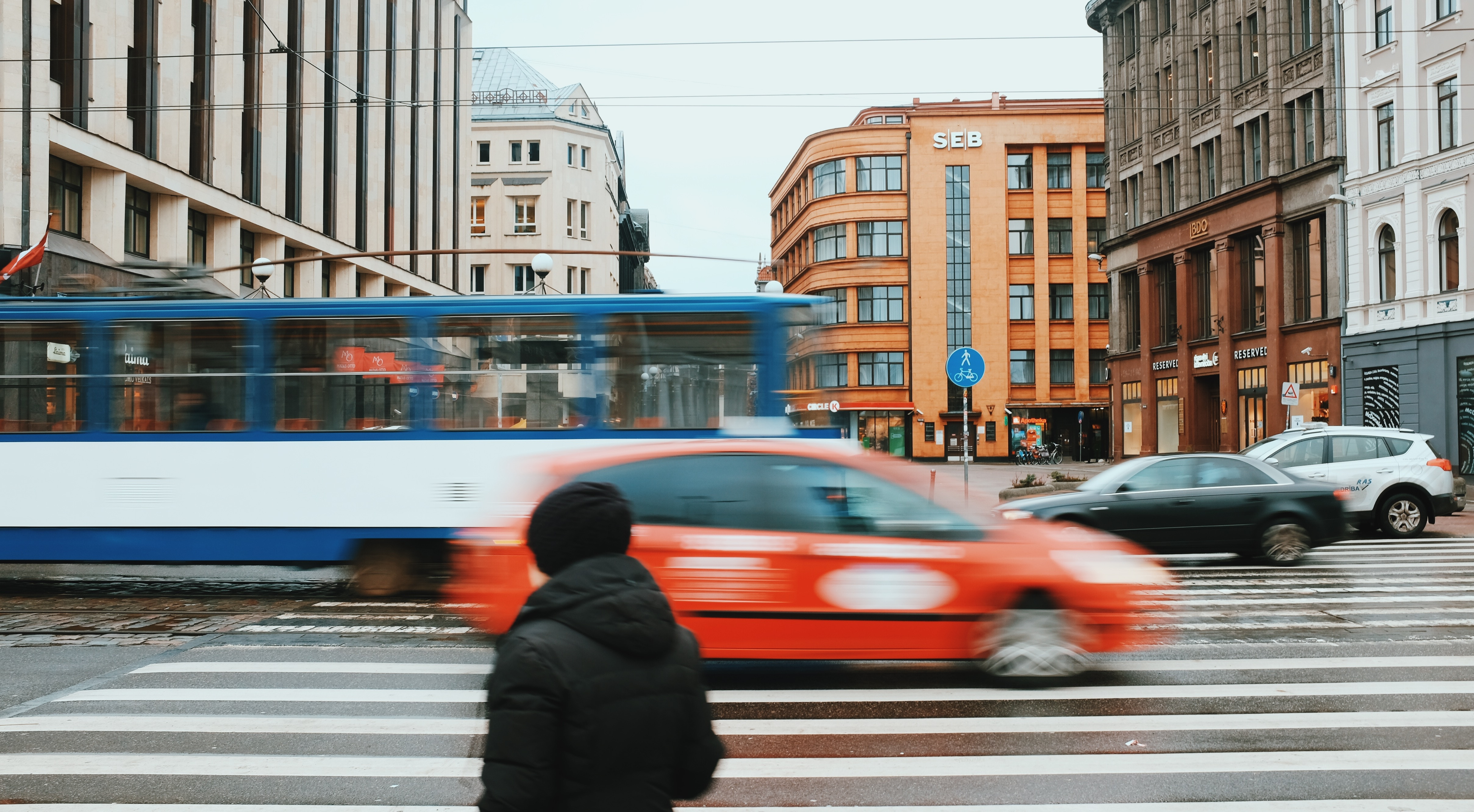 Electric vehicles for Riga's municipal services and awareness-raising