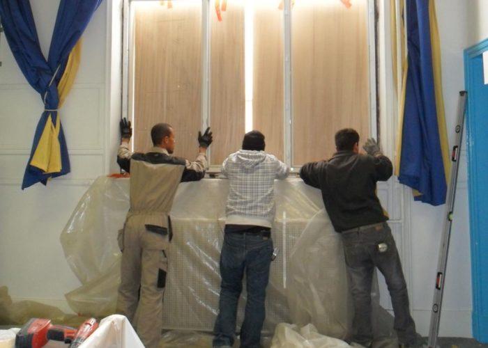 COCON 63 : Massive renovation operation