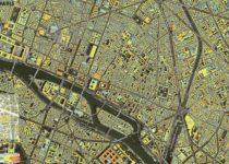 The Paris solar register
