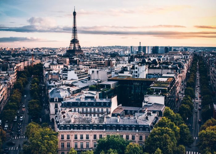 Climate bond financing adaptation actions in Paris