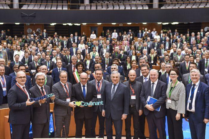 Convention des Maires pour l'Energie et le Climat