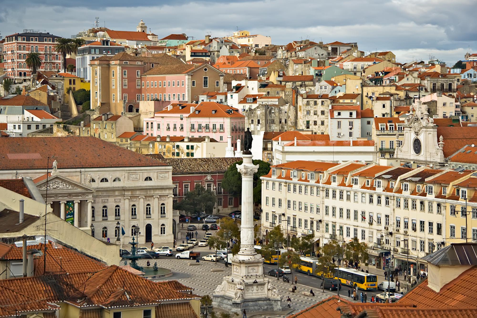 Lisbon, a solar city