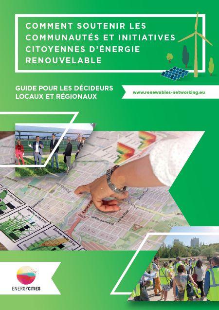 Comment soutenir les communautés et initiatives citoyennes d'énergie renouvelable ?