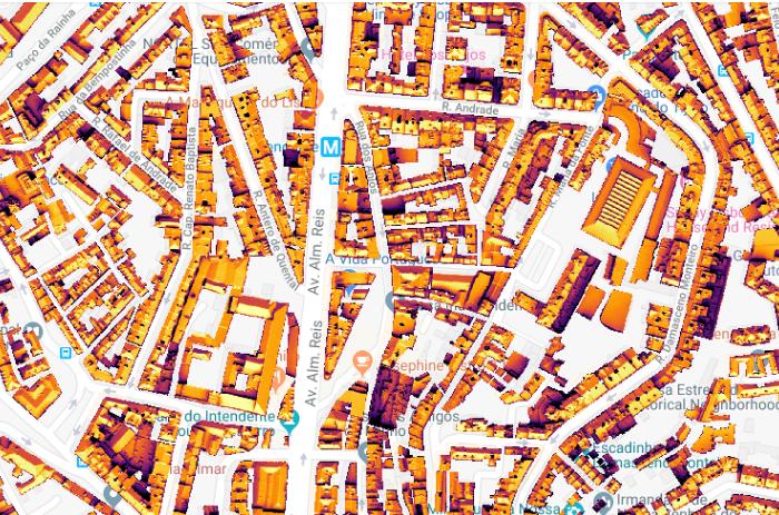 Lisbonne, une ville solaire