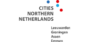 Cities Northern Netherlands