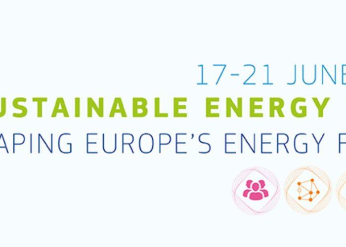 Navigating the EU Sustainable Energy Week 2019