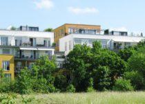 """A solar district heating system for """"Am Ackermannbogen"""" neighbourhood"""