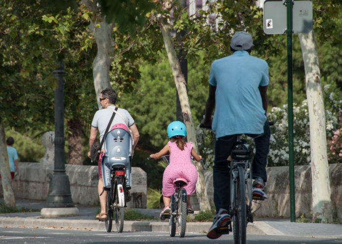 A new cycling ring to transform mobility in València