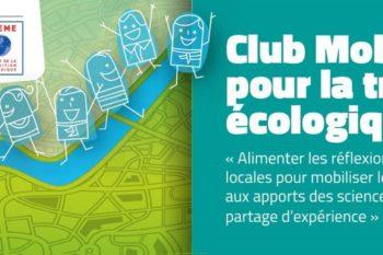 Club mobilisation pour la transition écologique