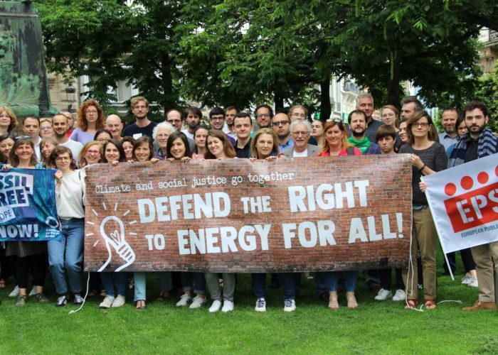 All against energy poverty