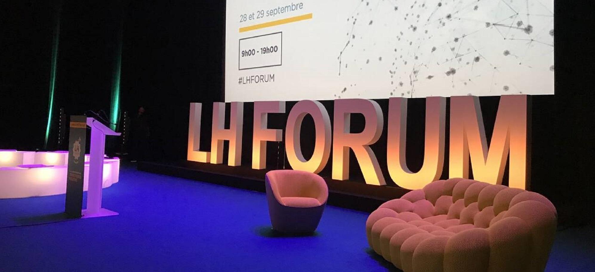 LH Forum – Economie positive