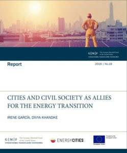 Cities and civil society as allies for the energy transition in the EU and US