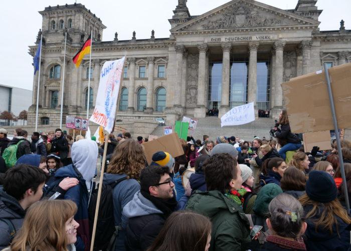 L'Allemagne ne parvient pas à reprendre leadership sur le climat