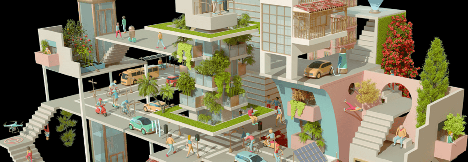Smart City Expo World Congress – Cities made of dreams
