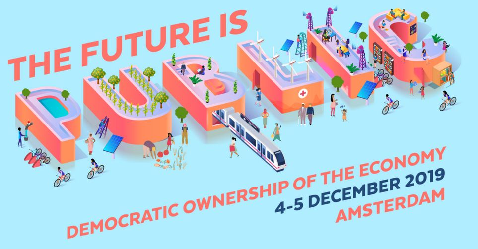 The Future is Public: Democratic ownership of the economy