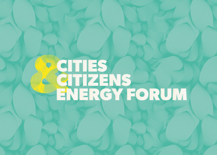 Cities and Citizens Energy Forum – Notez la date