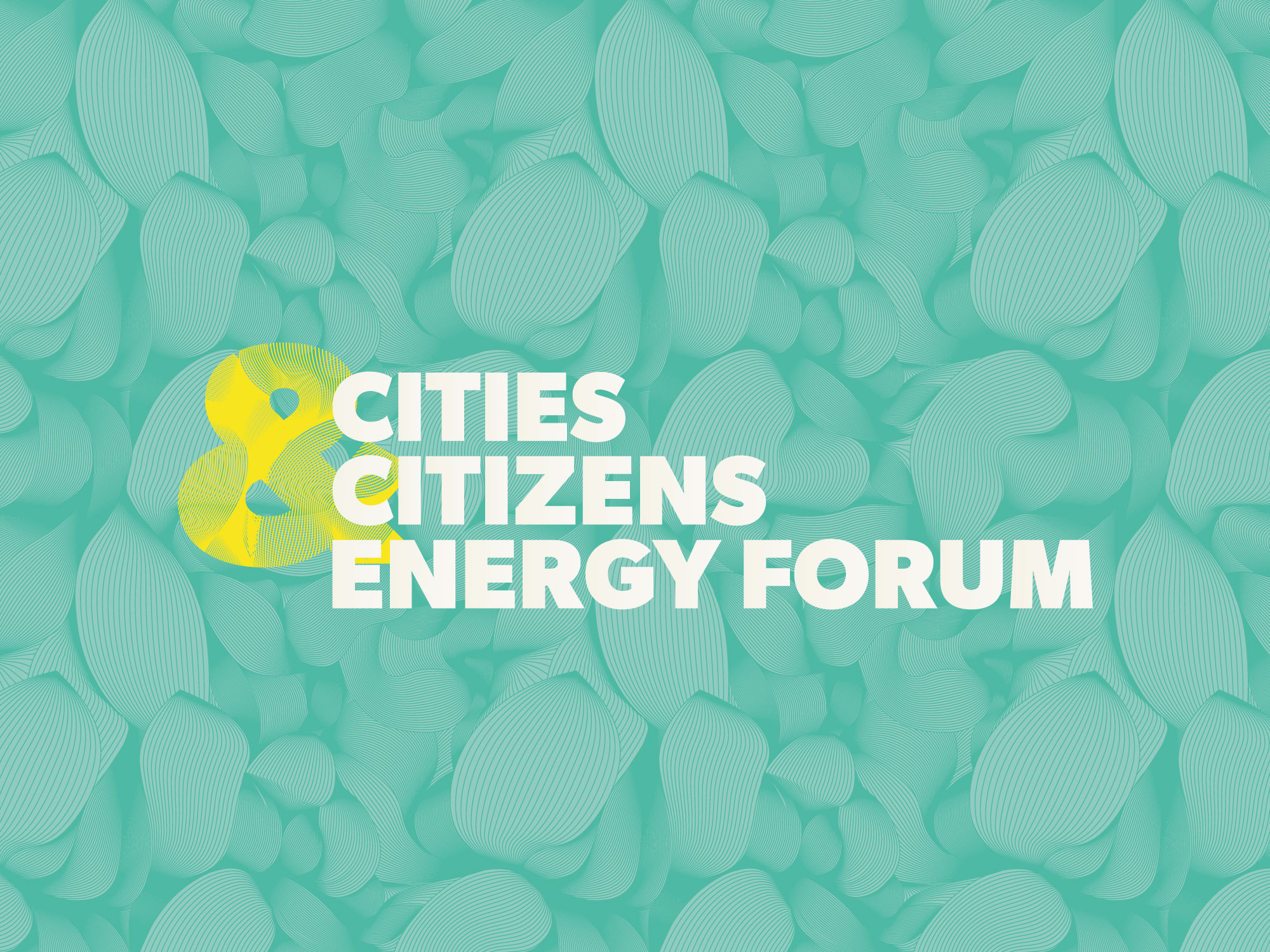 Cities and Citizens Energy Forum – Notez la date