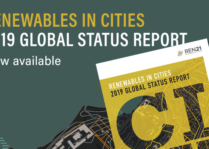 Global Status of Renewables in Cities: An amazing untapped potential