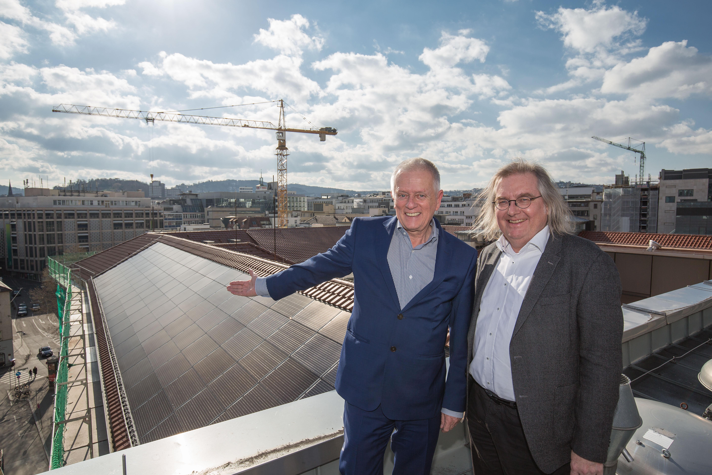 Stuttgart s'attaque à l'urgence climatique