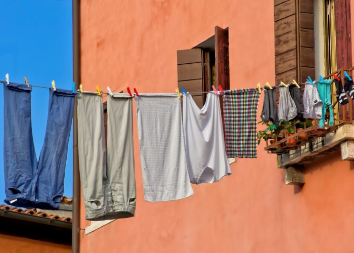 Laundry, Sufficiency and the Climate Pact