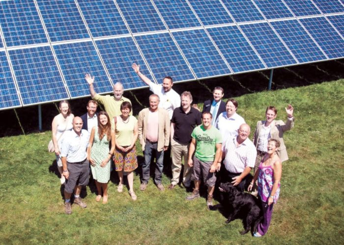 Organising the energy transition