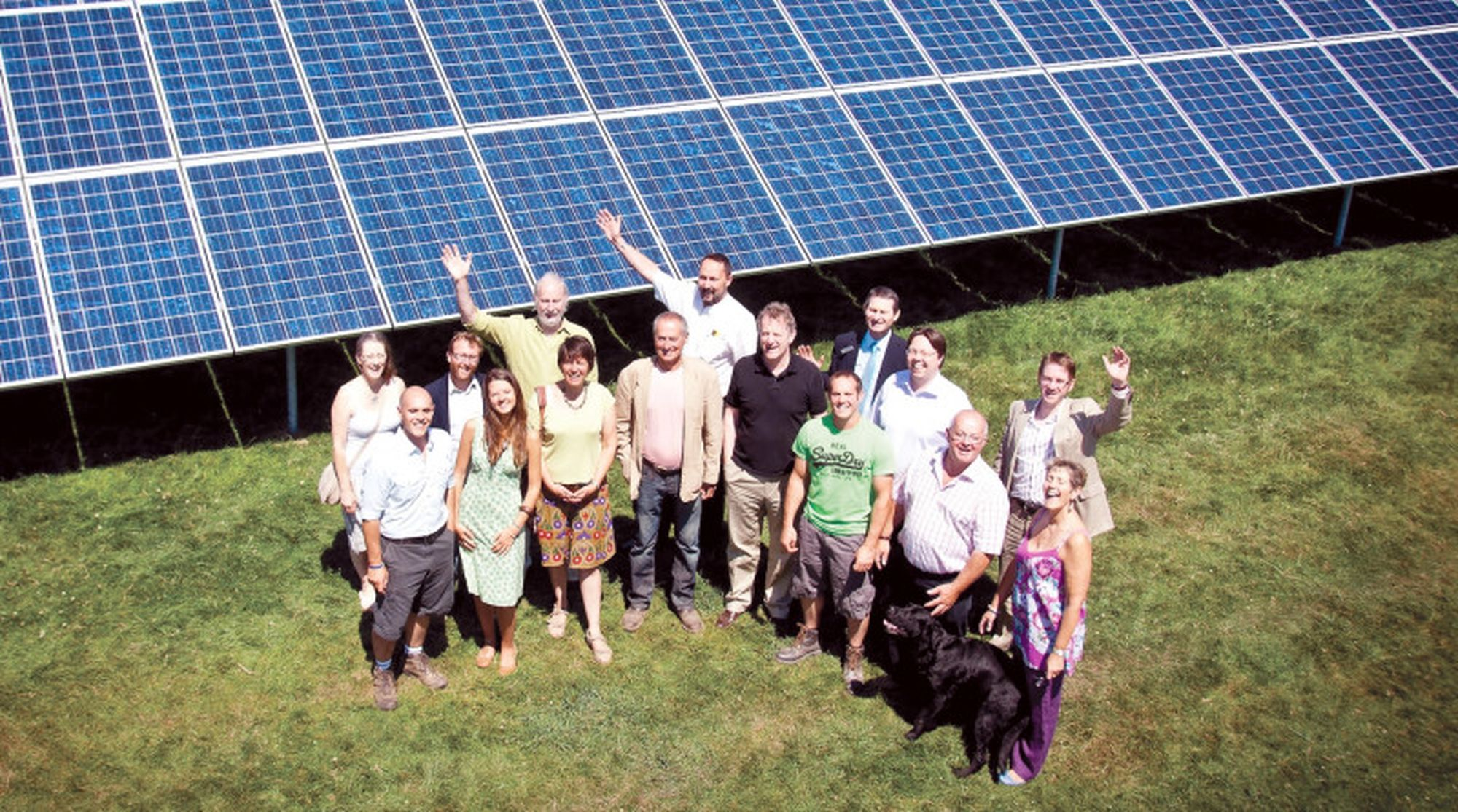 L'implication des citoyen·ne·s pour une meilleure acceptabilité sociale des projets participatifs d'énergie renouvelable
