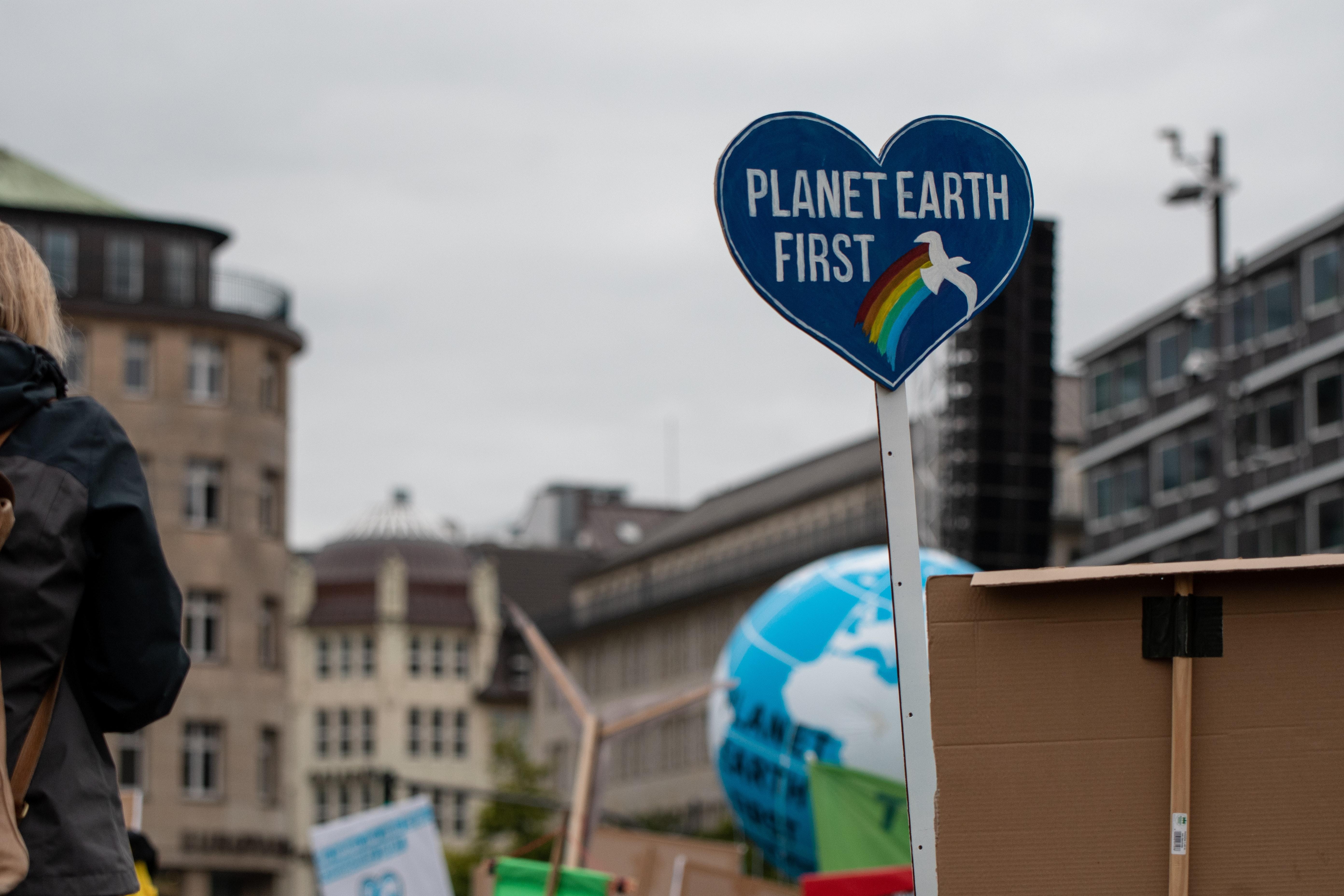 Participez à l'élaboration du Pacte européen pour le climat