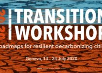 TRANSITION WORKSHOP 2020: Roadmaps for resilient decarbonizing cities (online)