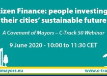 Citizen Finance: people investing in their cities' sustainable future