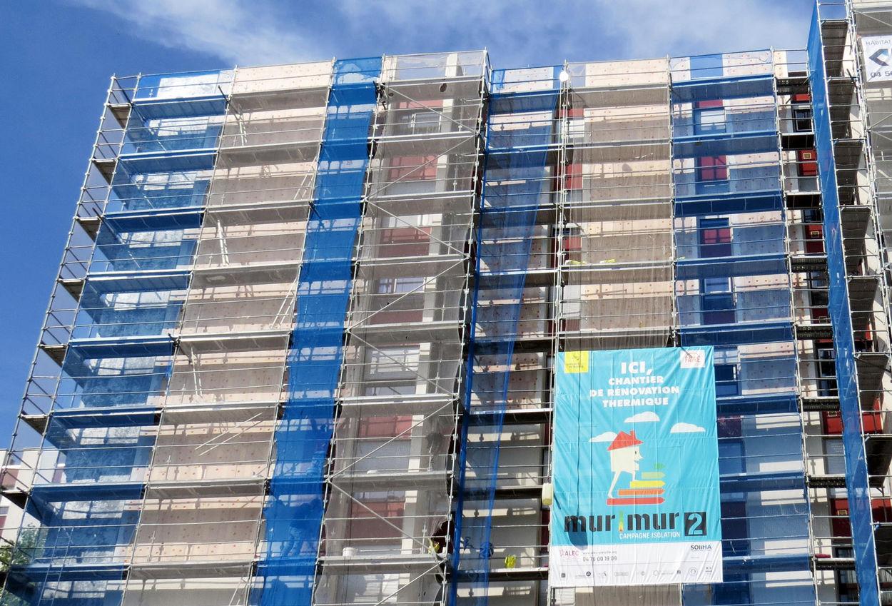 Mur|Mur : Retrofitting private buildings to reduce energy consumption