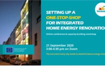 Tricky details of renovation one-stop-shops: The one event every city needs to attend to boost energy retrofits