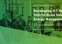 Developing ICT Tools for District-Scale Smart Energy Management