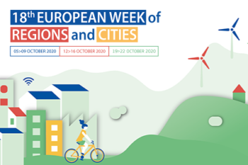 Register now to the European Week of Regions & Cities!