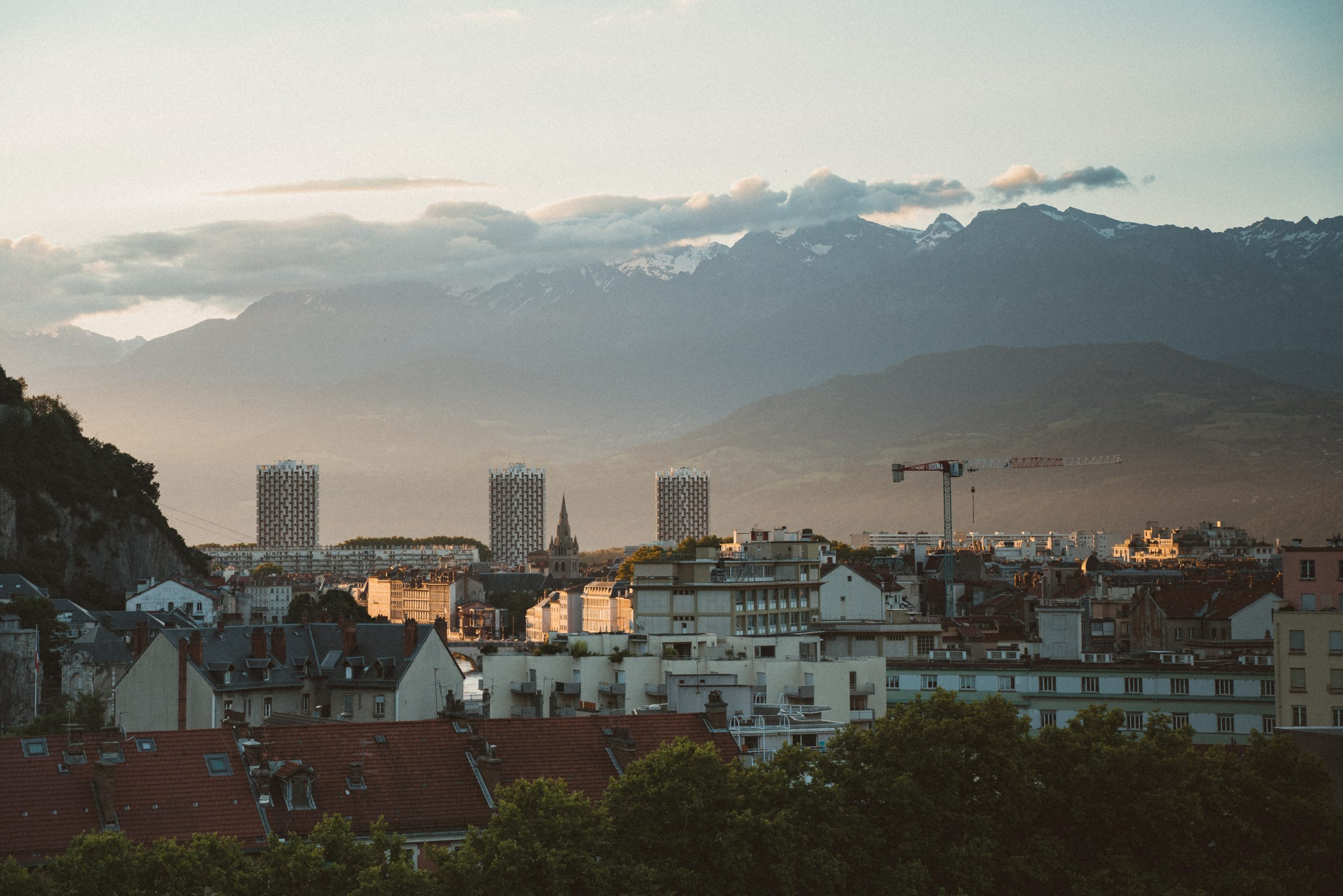 Grenoble awarded EU Green Capital 2022