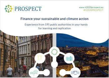 Finance your sustainable and climate action:   Experience from 195 public authorities in your hands for learning and replication