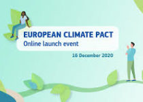 Official launch event of the European Climate Pact