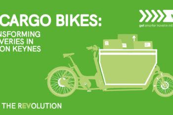 E-cargo bikes in Milton Keynes