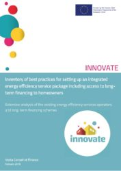 Retrofit one-stop-shops: Study inventory of best practices